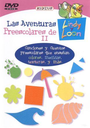 Las Aventuras Preescolares de Lindy y Loon, Vol. 2