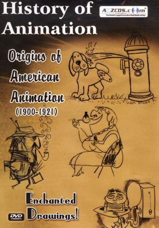 History of Animation: Origins of Animations