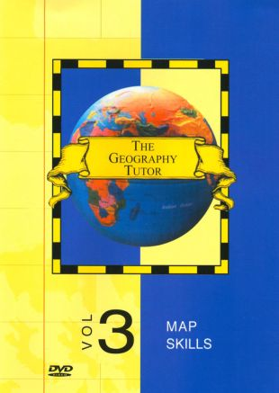 The Geography Tutor: Map Skills