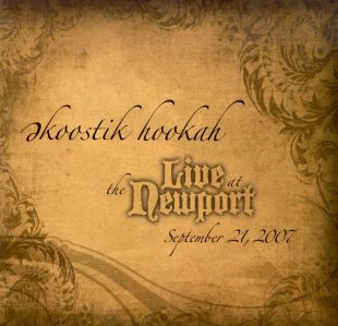 Ekoostik Hookah: Live at the Newport