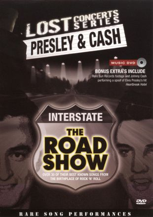 Lost Concerts Series: Presley & Cash - The Road Show