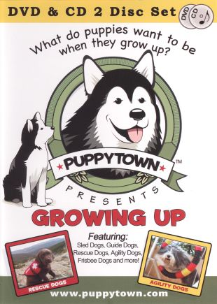 Puppytown: Growing Up