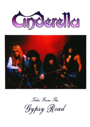 Cinderella: Tales From the Gypsy Road