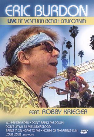 Eric Burdon: Live at Ventura Beach, California