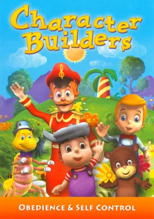 Character Builders: Learn More About Obedience and Self Control