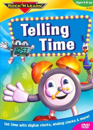 Rock 'N Learn: Telling Time