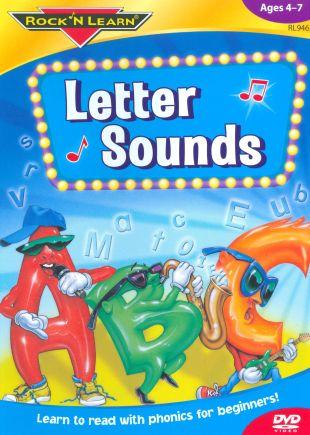 Rock 'N Learn: Letter Sounds