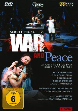 War and Peace (Paris National Opera)