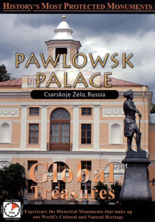 Global Treasures: Pawlowsk Palace