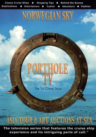 Porthole TV: Norwegian Sky - Asia Tour & Art Auctions at Sea