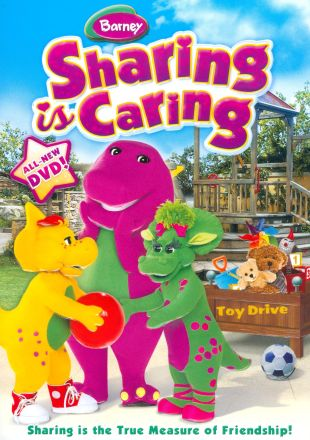 Barney & Friends : Sharing Is Caring!
