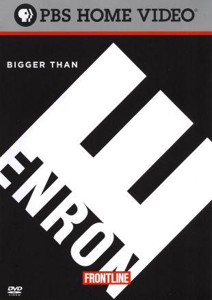 Frontline : Bigger than Enron