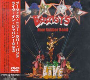 Bootsy's New Rubber Band: Live in Japan 1993