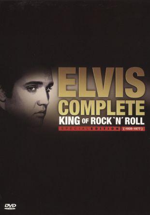 Elvis Presley: The Complete Volumes 1-4 - King of Rock 'N' Roll