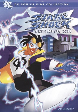 Static Shock : The New Kid