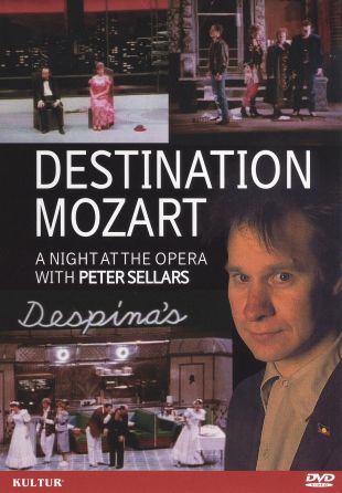 Destination Mozart: A Night at the Opera With Peter Sellars
