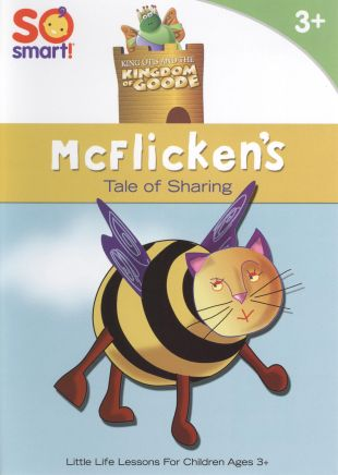 King Otis and the Kingdom of Goode: McFlicken's Tale of Sharing