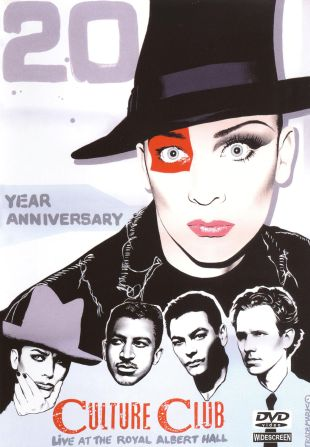 Culture Club: Live at the Royal Albert Hall