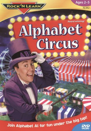 Rock 'N Learn: Alphabet Circus