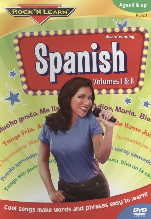 Rock 'N Learn: Spanish