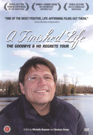 A Finished Life: The Goodbye and No Regrets Tour