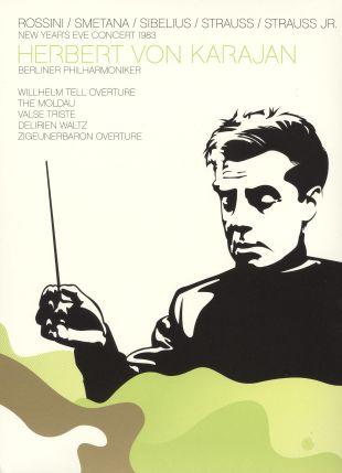 Herbert Von Karajan: New Years Concert 1983