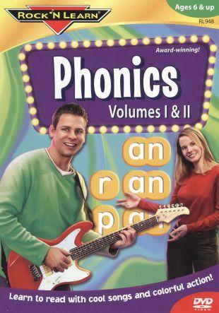 Rock 'N Learn: Phonics