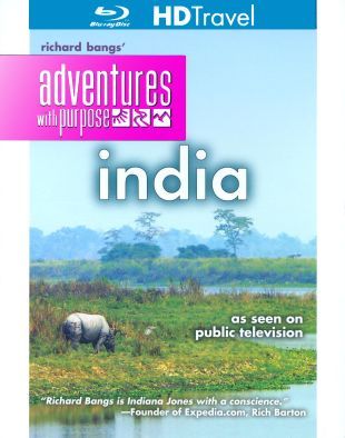 Richard Bangs' Adventures With a Purpose : Assam, India: Quest for the One-Horned Rhinoceros