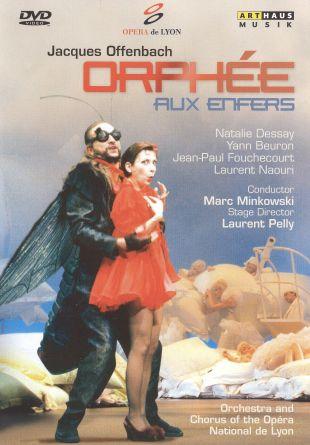 Orphée aux Enfers (Opéra National de Lyon)