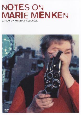Notes on Marie Menken