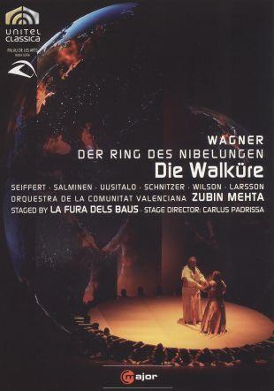 Die Walküre (Palau de les Arts Reina Sofia)