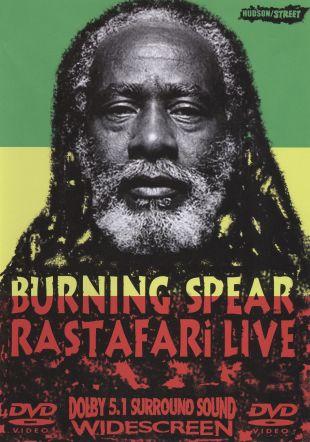 Burning Spear: Rastafari Live