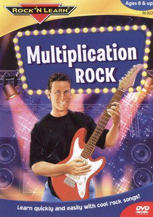 Rock 'N Learn: Multiplication Rock