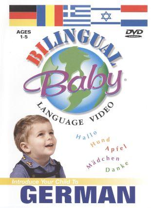 Bilingual Baby: German