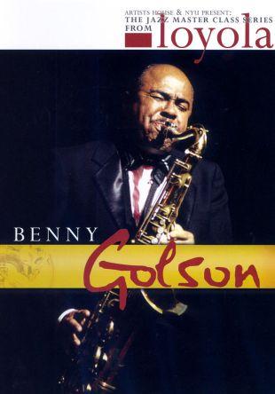 Benny Golson: Jazz Master Class Series from NYU