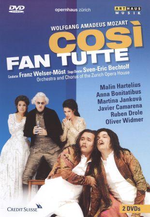 Cosi Fan Tutte (Opernhaus Zurich)
