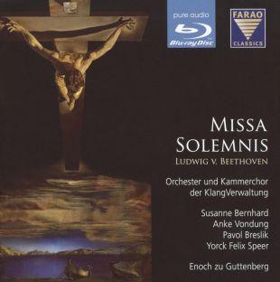 Enoch zu Guttenberg: Beethoven - Missa Solemnis