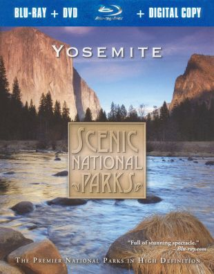 Scenic National Parks: Yosemite