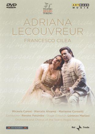 Adriana Lecouvreur (Teatro Regio Torino)
