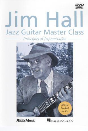 Jim Hall: Jazz Guitar Master Class, Vol. 1