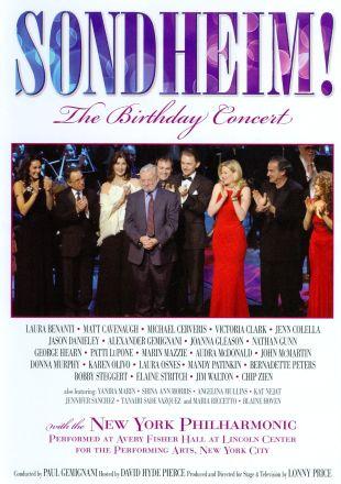 Great Performances : Sondheim! The Birthday Concert