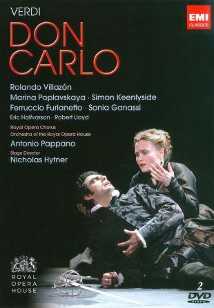 Don Carlo: Royal Opera House