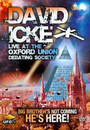 David Icke: Live at the Oxford Union Debating Society