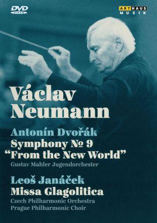 Vaclav Neumann: Antonin Dvorak - Symphony No. 9/Leos Janacek - Missa Glagolitica