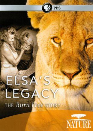 Nature : Elsa's Legacy: The Born Free Story