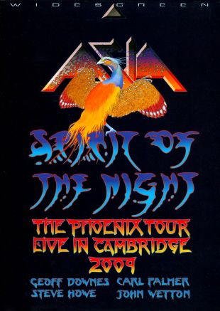 Asia: Spirit of the Night - The Phoenix Tour Live in Cambridge