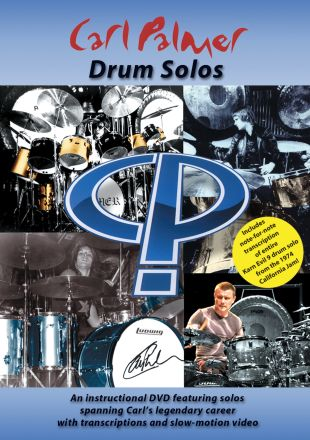 Carl Palmer: Drum Solos