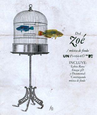 MTV Unplugged: Zoe - Musica de Fondo