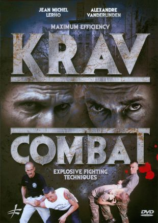 Jean Michel Lerho/Alexandre Vanderlinden: Krav Combat