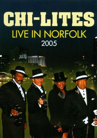 The Chi-Lites: Live at the Convocation Center